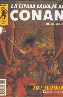 La Espada Salvaje de Conan. Vol 1 (1982-1996) (Grapa. B/N.) #25
