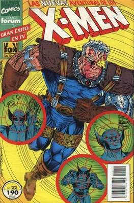 Las nuevas aventuras de los X-Men #22