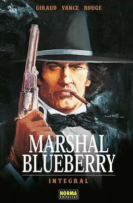 Marshal Blueberry Integral (Cartoné 144 pp) #
