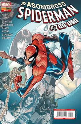 Spiderman Vol. 7 / Spiderman Superior / El Asombroso Spiderman (2006-) (Rústica) #81