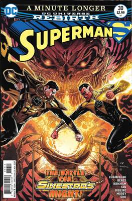 Superman Vol. 4 (2016-2018) (Comic Book) #30