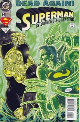 Superman Vol. 2 (1987-2006) (Comic Book) #94