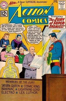 Action Comics Vol. 1 (1938-2011; 2016-) (Comic Book) #286