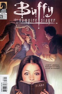 Buffy the Vampire Slayer (1998-2003) (saddle-stitched) #56