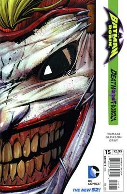 Batman and Robin Vol. 2 (2011-2015) (Comic Book) #15