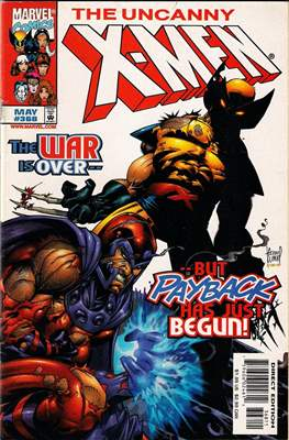 The Uncanny X-Men (1963-2011) (Comic-Book) #368