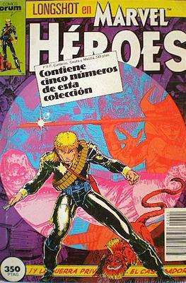 Marvel Héroes (Retapado Rústica) #2