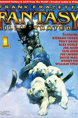 Frank Frazetta Fantasy Illustrated (Magazine) #1