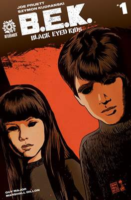 B.E.K. Black Eyed Kids #1