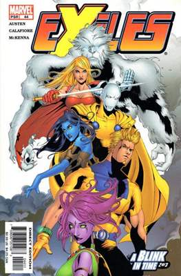 Exiles Vol 1 (Comic book) #44