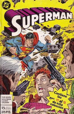 Superman (1984) (Retapado, Tomo rústica) #11
