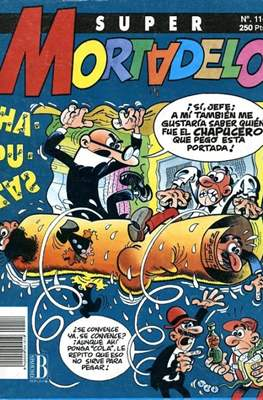 Super Mortadelo (Grapa, 52 páginas (1987)) #114