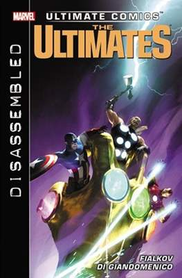Ultimate Comics: The Ultimates (Hardcover) #5
