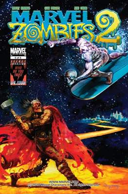 Marvel Zombies 2 (Comic-Book) #5