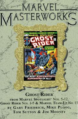 Marvel Masterworks (Hardcover) #281