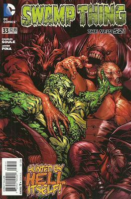 Swamp Thing vol. 5 (2011-2015) #33