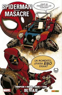 Spiderman / Masacre (2019) 100% Marvel