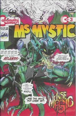 Ms. Mystic (1993-1994) (Grapa) #3