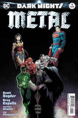 Dark Nights: Metal (2017-2018) (Comic-book) #1