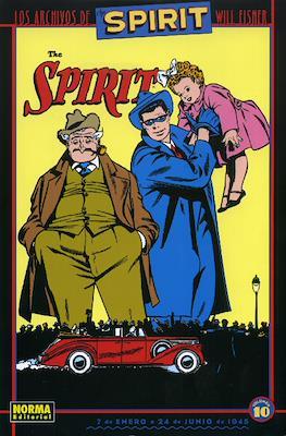 Los archivos de The Spirit #10