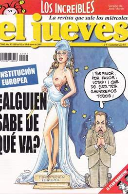El Jueves (Revista) #1442