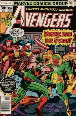 The Avengers Vol. 1 (1963-1996) (Grapa) #158