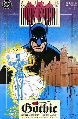 Batman: Legends of the Dark Knight Vol. 1 (1989-2007) #8