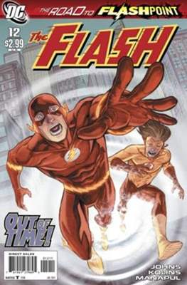 The Flash Vol. 3 (2010-2011) #12