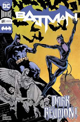 Batman Vol. 3 (2016-) (Comic-book) #69