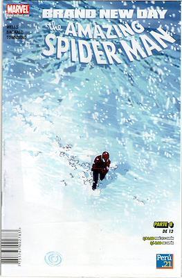 The Amazing Spider-Man (Grapas) #556