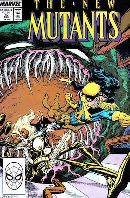 The New Mutants #70