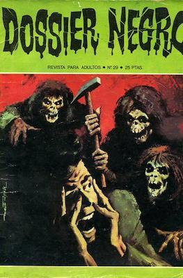 Dossier Negro (Rústica y grapa [1968 - 1988]) #29