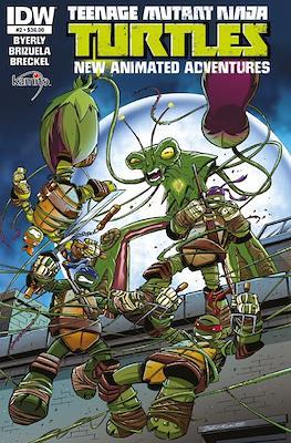 Teenage Mutant Ninja Turtles New Animated Adventures (Grapa) #2