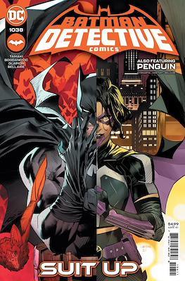 Detective Comics Vol. 1 (1937-2011; 2016-) #1038