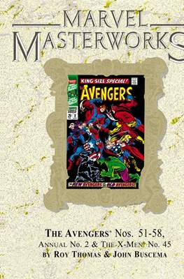 Marvel Masterworks (Hardcover) #70