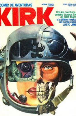Sargento Kirk / Kirk #12