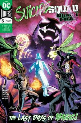 Suicide Squad: Black Files (Comic Book) #5