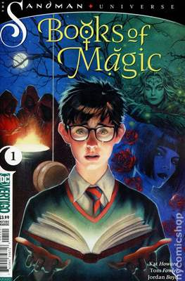Books of Magic Vol. 2 (2018- Variant Cover)