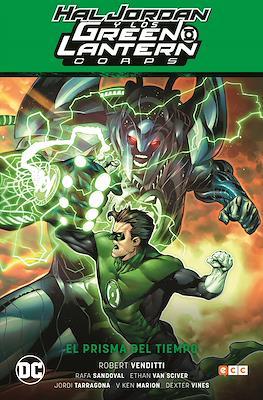 Green Lantern Saga de Robert Venditti (Cartoné) #7