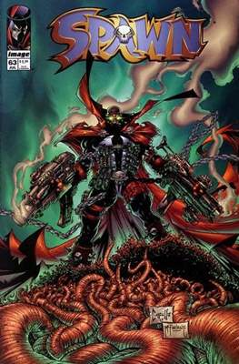 Spawn (Comic Book) #63