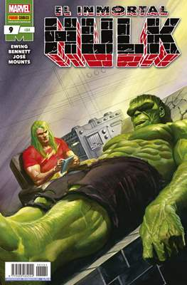 El Increíble Hulk Vol. 2 / Indestructible Hulk / El Alucinante Hulk / El Inmortal Hulk (2012-) (Comic Book) #84/9