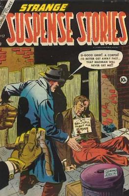 Strange Suspense Stories Vol. 1 (Saddle-stitched) #17