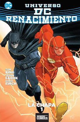 Universo DC: Renacimiento #12