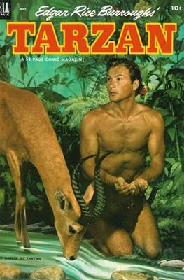 Tarzan (Comic-book) #44
