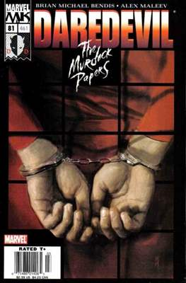Daredevil Vol. 2 (1998-2011) (Comic Book) #81 (461)