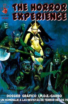 The Horror Experience (Rústica 126 pp)