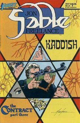 Jon Sable, Freelance #24
