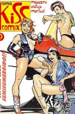 Kiss Comix #9