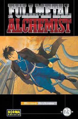 Fullmetal Alchemist (Rústica con sobrecubierta) #23