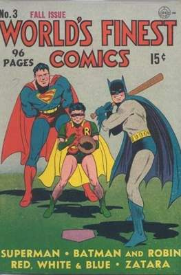 World's Finest Comics (1941-1986) (Comic Book) #3
